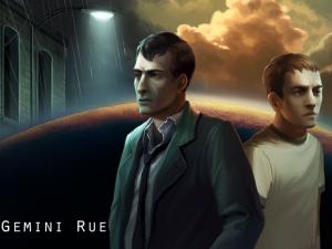Gemini Rue Screenshot 1